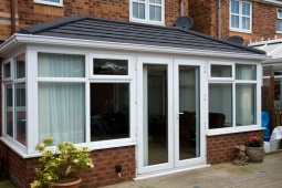 double head conservatory in Derby