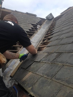Roofing Company in Derby